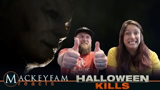 Halloween Kills - Teaser (In Theaters October 2021)- REACTION and REVIEW!!