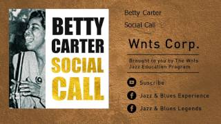 Betty Carter - Social Call