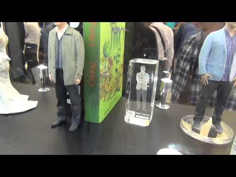 3Д на выставке в Китае Хи-Теч Фаир