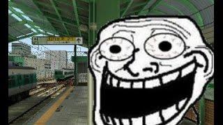 [Hmmsim tutorial]How to crash a train in Hmmsim