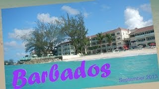 preview picture of video 'Barbados September 2013'