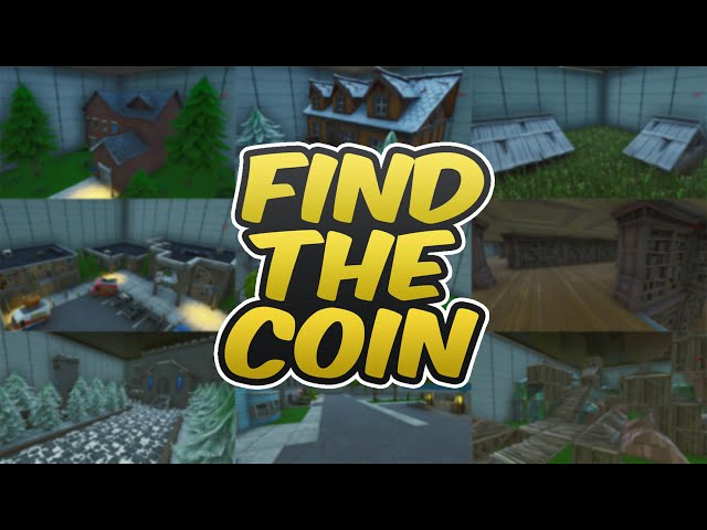 FIND THE COIN