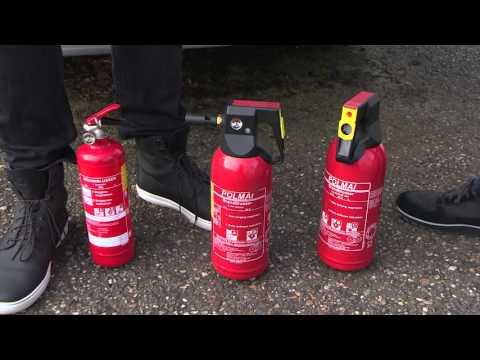Autobrandblussers | Wat zijn goed gekeurde autobrandblussers en hoe blus ik nu een auto?