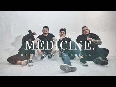 Bring Me The Horizon - Medicine | Cover By Diosdu