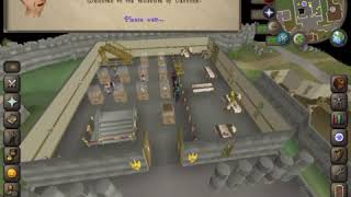WE FINALLY FOUND AN ANVIL!!! | old school runescape