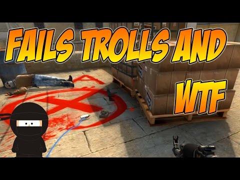 Steam Community :: Video :: CSGO Fails Trolls and WTF