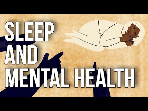 What is the Connection Between Sleep and Mental Health?