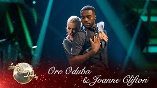Ore & Joanne Argentine Tango To 'Can't Get You Out Of My Head' By Kylie Minogue - Strictly 2016