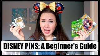 DISNEY PIN TRADING & COLLECTING! How To Get Started, Fake Pins, Rare Pins & More!