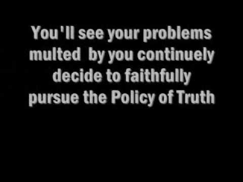 Depech Mode Policy Of Truth Lyrics Mp3