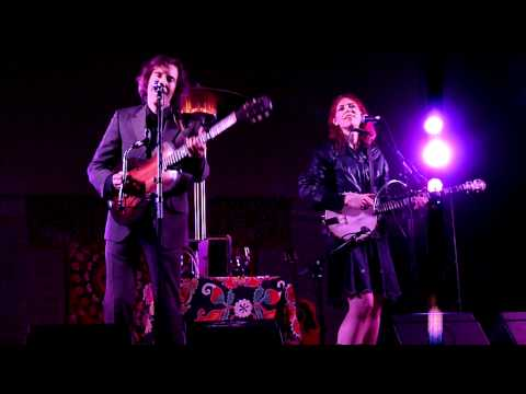 "Gillian Welch and David Rawlings ""No One Knows My Name"" Big Sur 5-30-11"