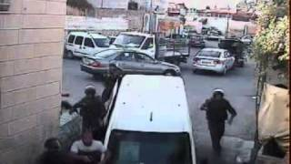 preview picture of video 'Israeli Undercover Forces Captured on CCTV Kidnapping A Palestinian Child in Jerusalem'