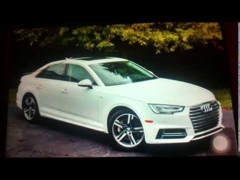 Role de Audi A4 em Alvinlandia