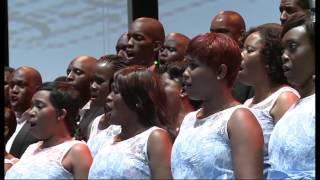 "NCF 2014 Gauteng Choristers Perfoming "" Kungaw'Amandla"" By Bongani Magatyana."