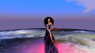 Second Life's Diana Ross: I Will Survive