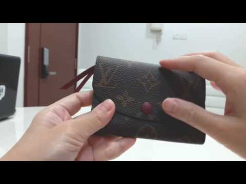 Louis Vuitton Rosalie Coin Purse Review