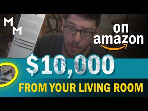 Making Your First $10,000 on Amazon. + FREE 100 Product List!