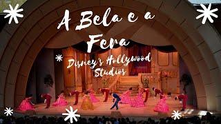 A Bela e a Fera, no Disney's Hollywood Studios