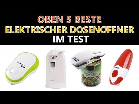 Beste Elektrischer Dosenöffner Im Test 2019