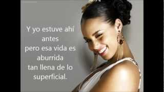 Alicia Keys - If i ain't got you (Subtitulos en español).