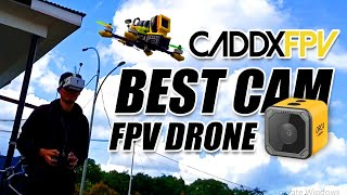 CADDX ORCA 4K BEST CAMERA FOR FPV