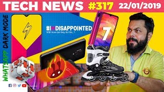 Crazy Redmi Note 7 Tests,Galaxy M-Series Disappointment,Meizu Holeless Phone!,21:9 Xperia N1-TTN#317