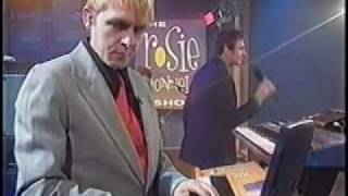Duran Duran Electric Barbarella 1997 Rosie O'Donnell Show