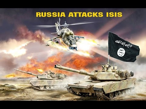 RUSSIA ATTACKS ISIS IN SYRIA- Launches Airstrikes. Daesh In Panic Mp3