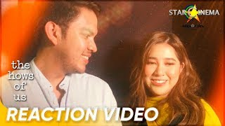 Reactions | Moira Dela Torre and Jason Hernandez  | 'The Hows of Us' Now Showing!
