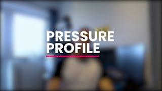 Pressure profile | Italian espresso with preinfusion