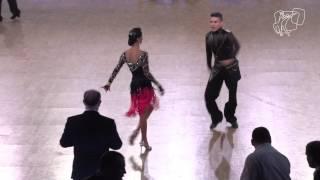 Pavlov - Palyey, RUS | 2014 World Youth LAT R2 J | DanceSport Total