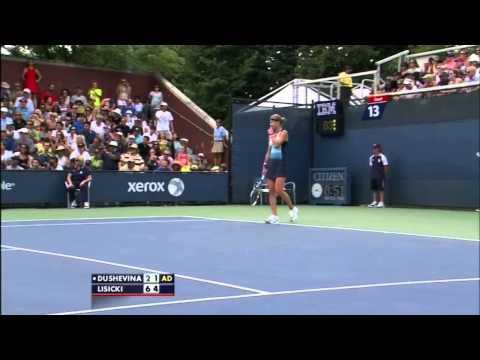 אורח מפתיע באליפות הטניס