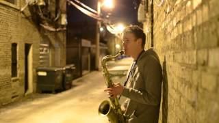 """BEATBoX SAX -""""Stand By Me""""- Solo Sax and Voice (no overdubs)"""