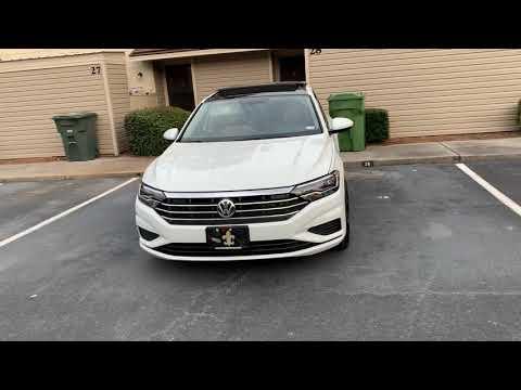 2019 Volkswagen Jetta on 20 inch rims update