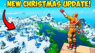 *NEW* CHRISTMAS EVENT IS HERE!! - Fortnite Funny Fails and WTF Moments! #769