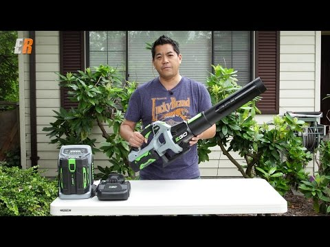 EGO  56V 530 CFM Cordless Blower Review – Top in Its Class