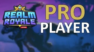 Day 243   🔴 Realm Royale Gameplay   Diamond 1 Player    Free To Play Battle Royale