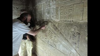 Does The Dendera Temple In Egypt Show Depictions Of Ancient Lightbulbs?