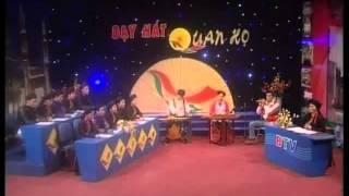[Dạy hát quan họ] Ngồi tựa song đào - NSƯT Hải Xuân