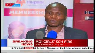 Nairobi Women's Hospital gives details on the conditions of the injured students from Moi Girls