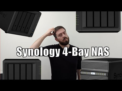 Synology 4 Bay 2019 Guide