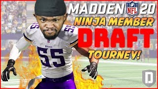 Close Game After Close Game! I Battled To The Championship With The Flu! (Ninja Member Tourney)