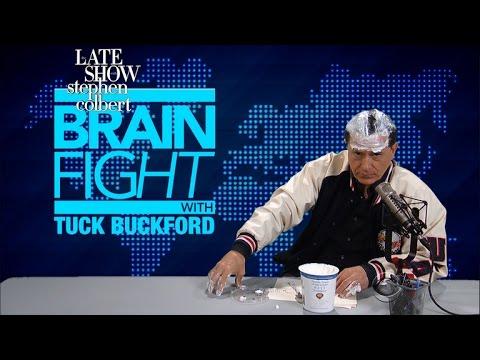 Tuck Buckford Goes Elbow-Deep In A Tub Of Chobani