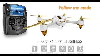 Квадрокоптер из Китая - HUBSAN H501S DRONE Х4 FPV . Посылка пришла,знакомство!) Видео 1.