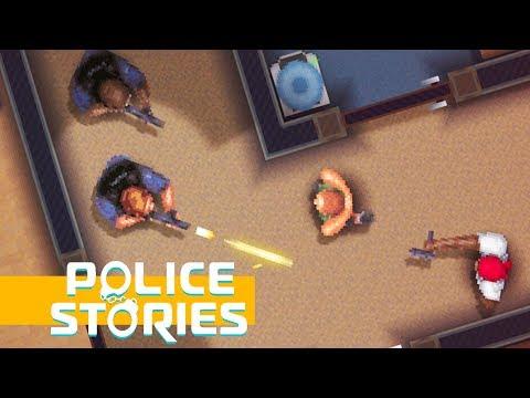 Gameplay de Police Stories
