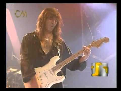 Rata Blanca video Caballo salvaje - CM Vivo 2003