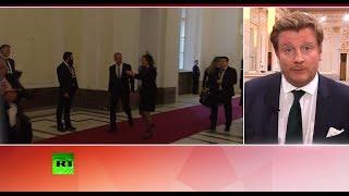 Лавров и Тиллерсон встретились на полях заседания Совета глав МИД ОБСЕ в Вене