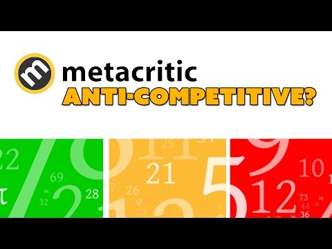 Metacritic is ANTI-COMPETITIVE? - The Know Game News
