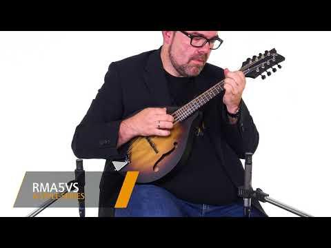 ORTEGA RMA5VS Akustická mandolína