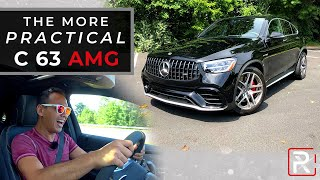 [Redline] The 2020 Mercedes-AMG GLC 63 S is the AWD C 63 AMG You have Always Wanted